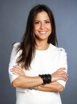Πορτραίτο Μαρία Μπασκίνη Διαιτολόγος