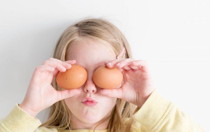 Πόσα αυγά πρέπει να τρώει το παιδί μου