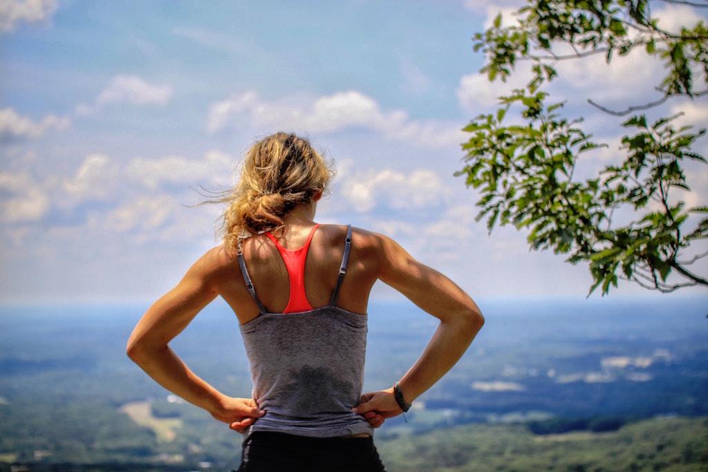 Αθλήτρια στο βουνό - ΔΜΣ