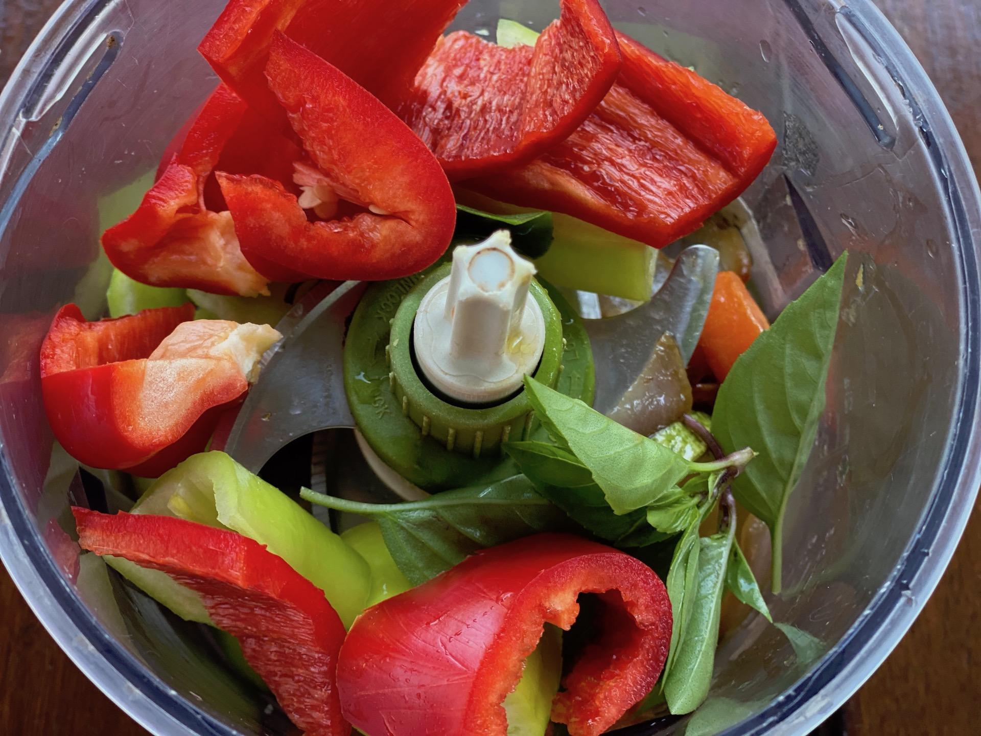 λαχανικά πολυκόφτης