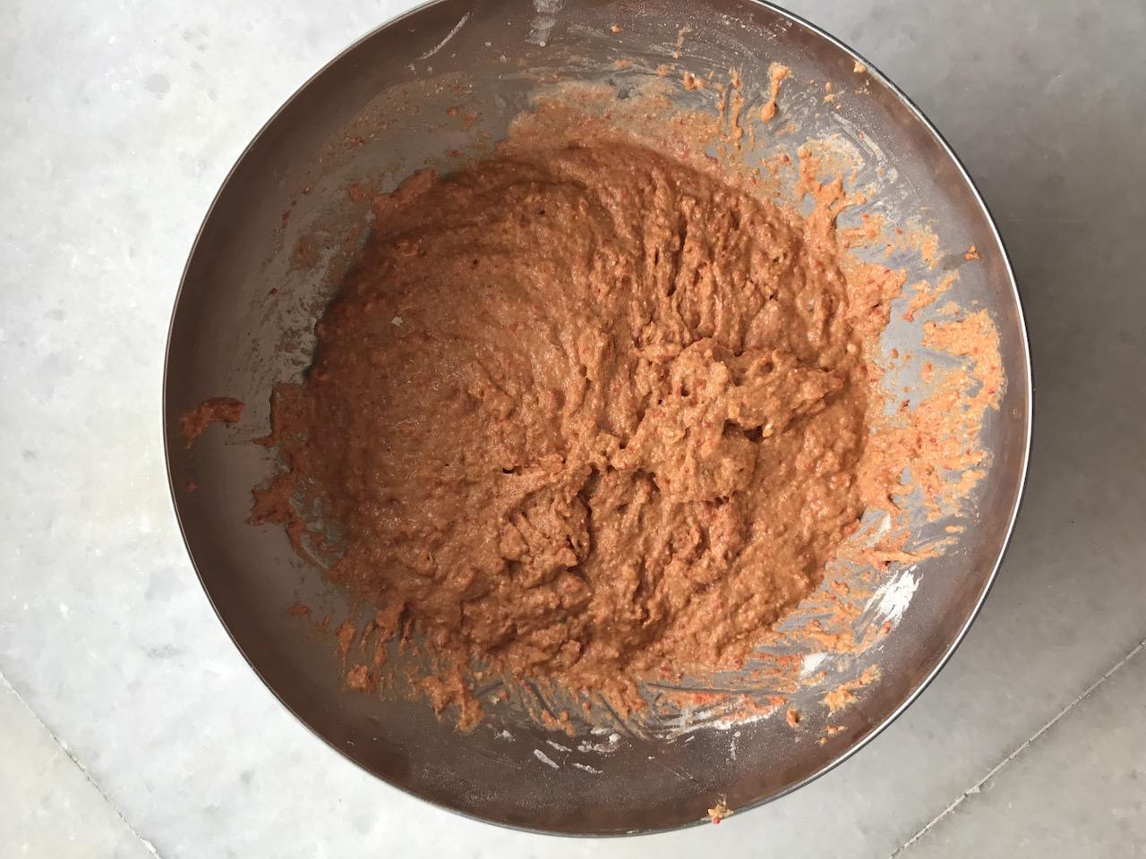 μπωλ υλικά κοκκινη πιπερια