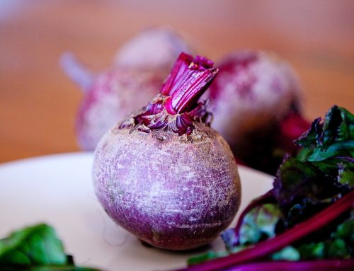 Φρούτα και λαχανικά του Φεβρουαρίου : το Παντζάρι