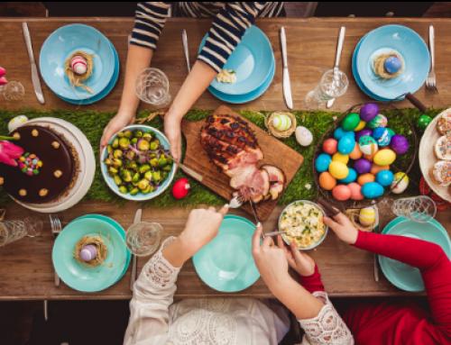 Τι να φάω στο πασχαλινό τραπέζι;