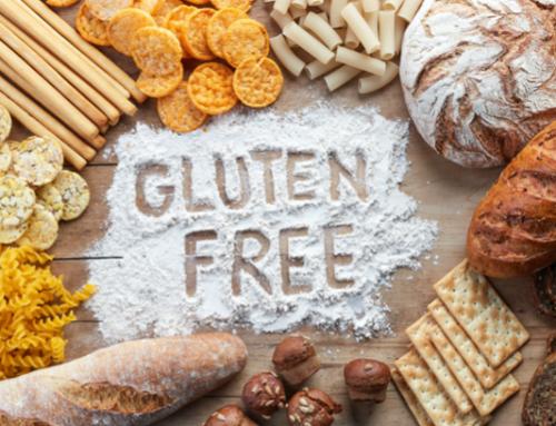 Διατροφή και γλουτένη (gluten free diet)