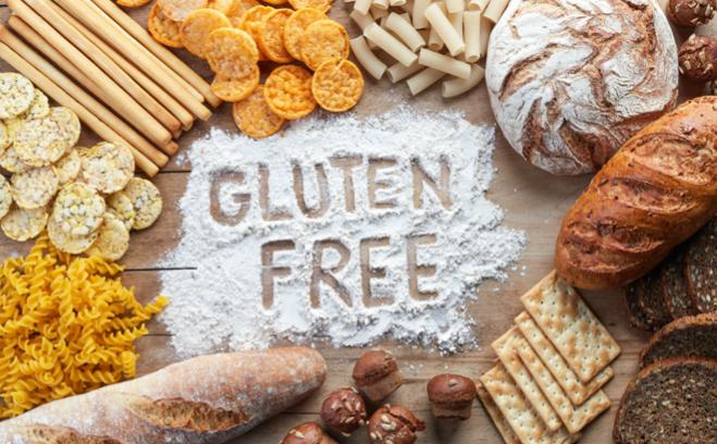 διατροφή gluten free χωρίς γλουτένη